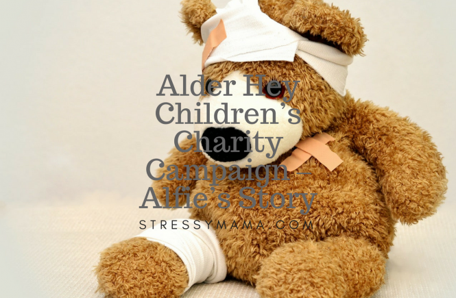 Alder Hey Children's Charity Campaign – Alfie's Story