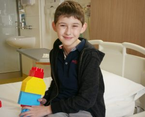 Alder Hey Children's Charity campaign - Alfie's Story