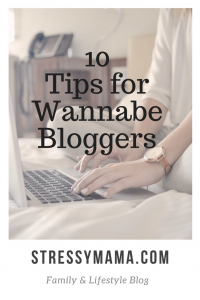 10 Tips for Wannabe Bloggers