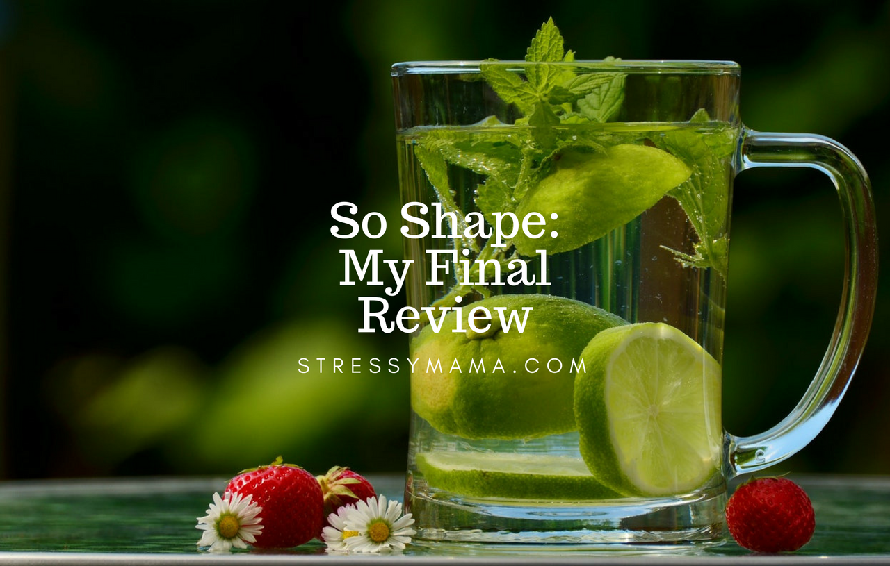 So Shape: My Final Review