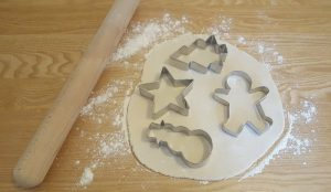 Christmas Salt Dough Decorations